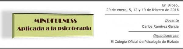 Mindfulness Bilbao Carlos Ramirez